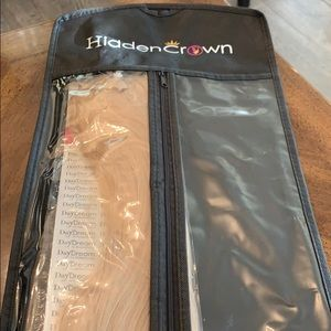"New Hidden Crown Daydream Halo Extension 14"" #24"